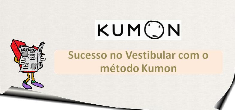 Sucesso no Enem com o método Kumon