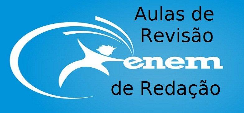 Aulas de Revisão de Redação para o Enem do Vestibular1