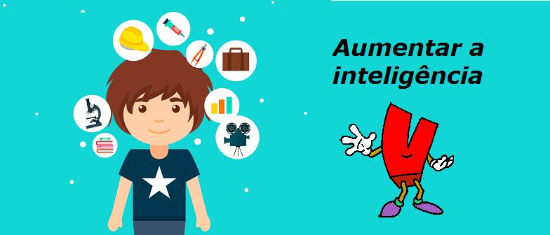 Aumentar a inteligência