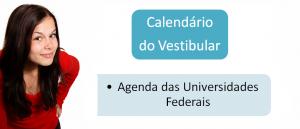 Calendário de Vestibular