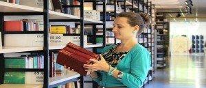 profissão de Carreira de Biblioteconomia - Bacharelado