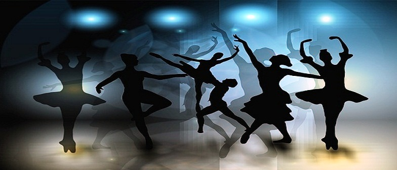 profissão Carreira em Dança - Licenciatura, dançarino
