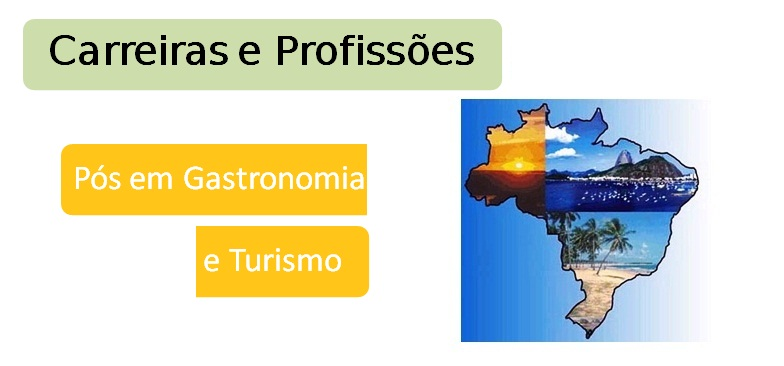 profissão Pós em Gastronomia e Turismo, gastronomo