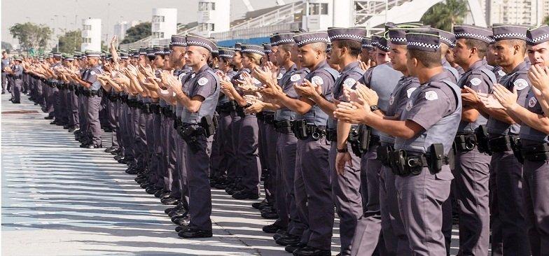 profissão na polícia militar policial