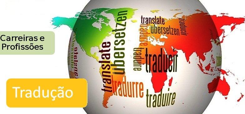profissão em Tradução Tradutor