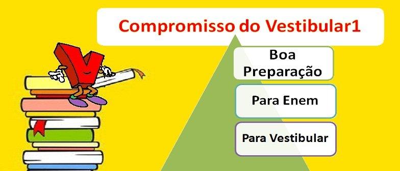Compromisso do Vestibular1 para enem e vestibular
