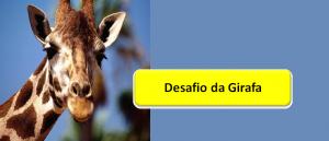Desafio da Girafa por Vestibular1