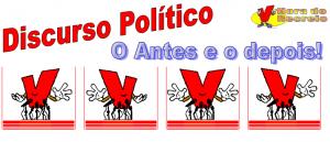 Discurso Político. O Antes e o depois! por Vestibular1