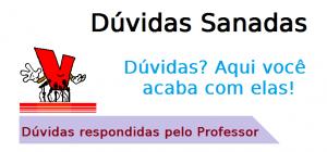 Dúvidas respondidas de Matemática pelo Professor José Paulo de Souza