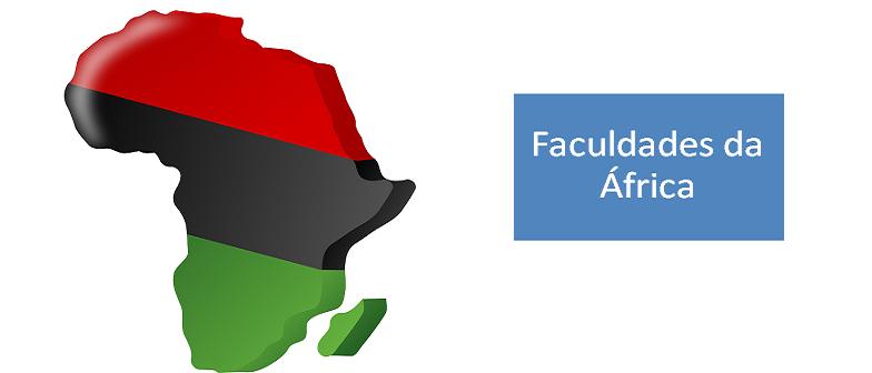 Faculdades da África em Vestibular1