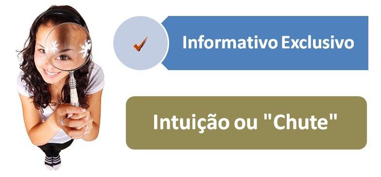 Intuição ou Chute no Vestibular1