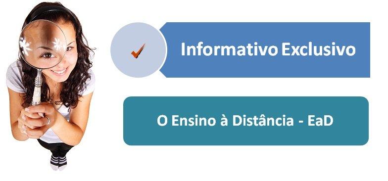 O Ensino à Distância - Ead no Vestibular1