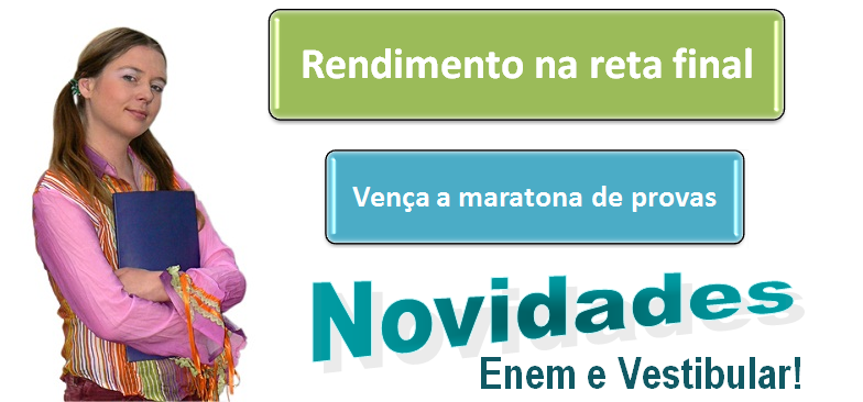 Rendimento na reta final vestibular