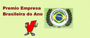 Prêmio Empresa Brasileira do Ano - Vestibular1 Enem