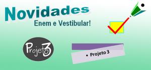 Projeto 3 vestibular