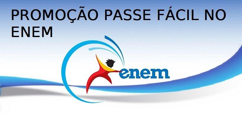 Promoção Passe Fácil no Enem, vestibular1