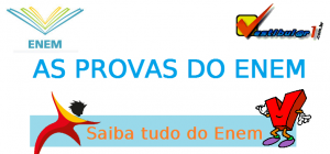 Provas do Enem no Vestibular1