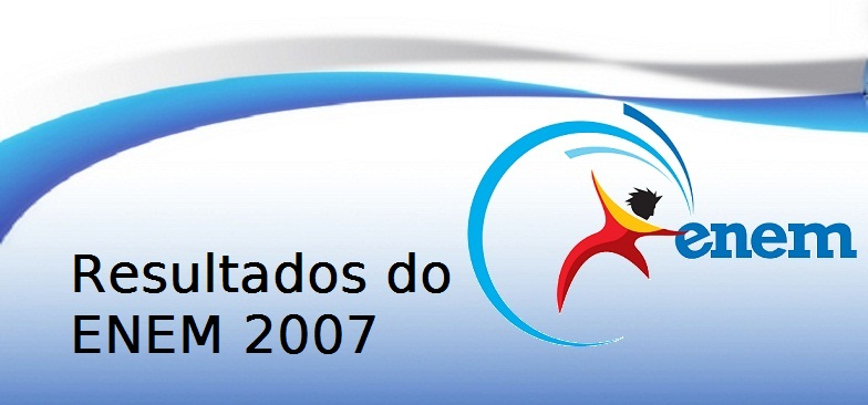 Resultados do ENEM 2007, vestibular1