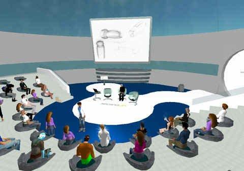 Ambiente de Aprendizagem EaD com Vestibular1