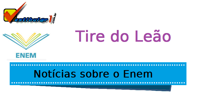 Tire do Leão no Enem