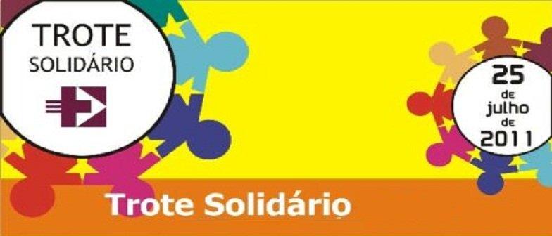 Trote solidário Vestibular1