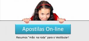 Apostilas do Vestibular1, apostilas online com assuntos selecionados