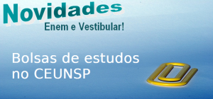 CEUNSP concede bolsas pelo ProUni, vestibular