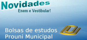 Bolsas de estudos pelo ProUni Municipal, Prouni Programa Municipal Universidade para Todos