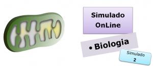Simulado online de Biologia 02 Simulado online de Biologia com gabarito enem vestibular