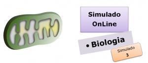 Simulado online de Biologia 03 Simulado online de Biologia com gabarito enem gabarito