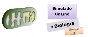 Simulado online de Biologia 09, gabarito, enem vestibulares