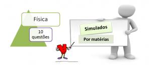 Simulado por matéria de Física com 10 questões e gabarito. Desafie seus conhecimentos, Vestibular1