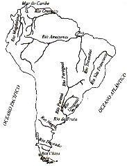 simulado por matéria de geografia com 20 questões e gabarito. Bacia Paraná amazônica. Vestibular
