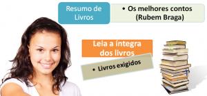 Resumo livro Os melhores contos de Rubem Braga