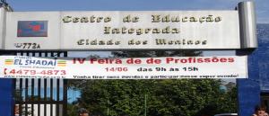 Feira de Profissões El Shadai com Vestibular1