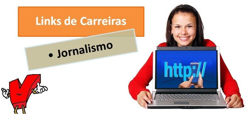 Links de Carreiras Jornalismo em Vestibular1