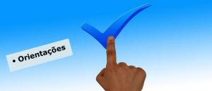 Orientações para vestibular e enem