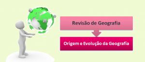 Revisão de Geografia: Origem e Evolução da Geografia por Vestibular1