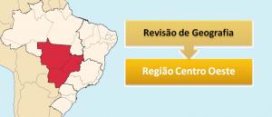 Revisão de Geografia: Região Centro-oeste por Vestibular1