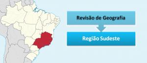 Revisão de Geografia: Região Sudeste por Vestibular1