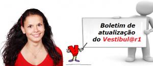 Boletins de Atualizações do Vestibular1 para Enem e Vestibular