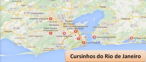 Cursinhos do Rio de Janeiro por Vestibular1