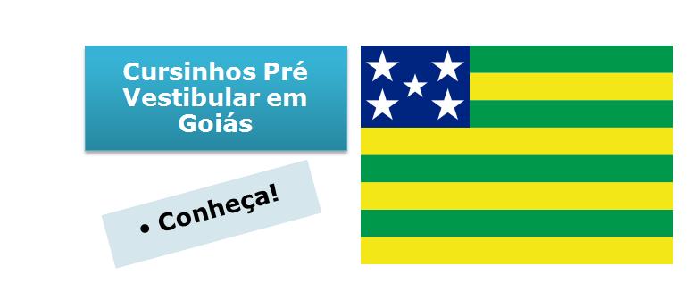 Cursinhos Pré Vestibular em Goiás por Vestibular1