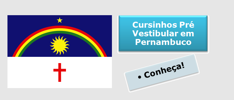 Cursinhos Pré Vestibular em Pernambuco por Vestibular1