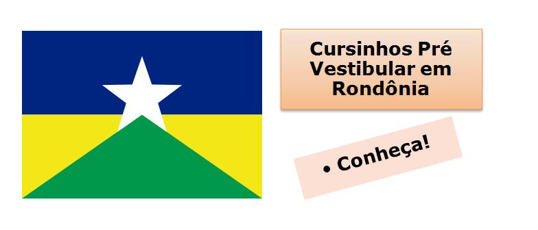 Cursinhos Pré Vestibular em Rondônia por Vestibular1
