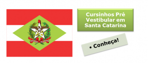 Cursinhos Pré Vestibular em Santa Catarina por Vestibular1