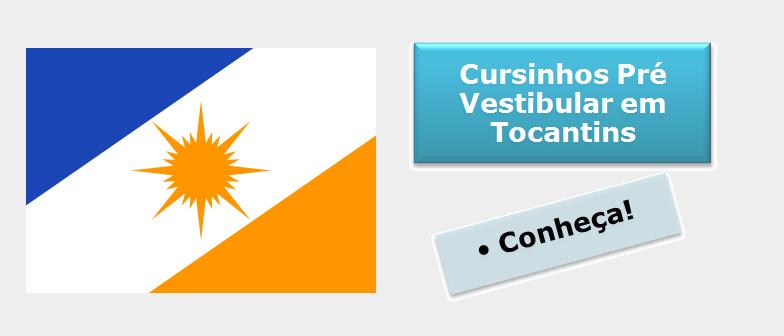 Cursinhos Pré Vestibular em Tocantins por Vestibular1