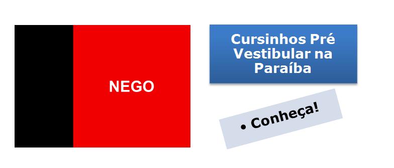 Cursinhos Pré Vestibular na Paraíba por Vestibular1