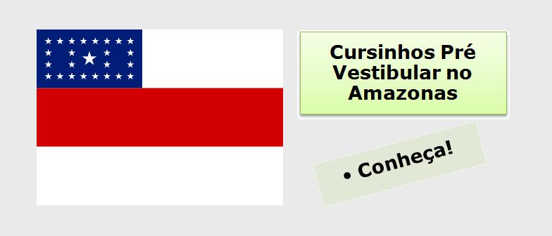 Cursinhos Pré Vestibular no Amazonas por Vestibular1