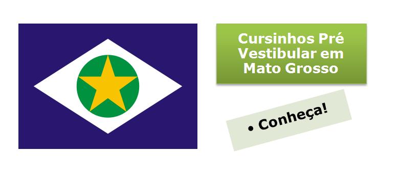 Cursinhos Pré Vestibular em Mato Grosso por Vestibular1